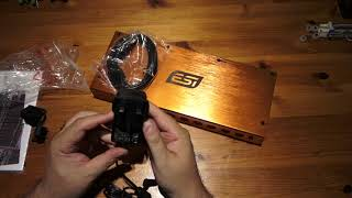ESI M8U eX Unboxing