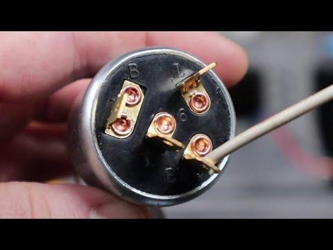 ezgo txt restoration ep2  ignition switch w/ lights