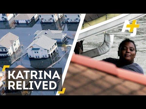 Hurricane Katrina Relived Through Media Footage