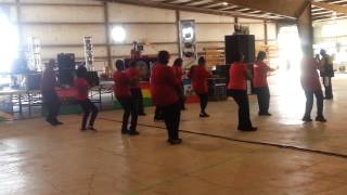Soul Glide Line Dance ATL Sliders, Texas Chapter