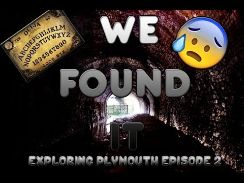 Exploring Plymouth | Episode 2 |*DARKIES TUNNELS* *SCARY*