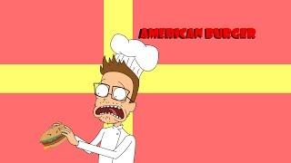 Felix Recenserar - American Burger