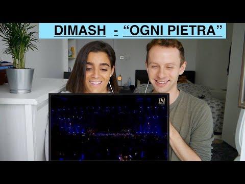 "DIMASH - ""OGNI PIETRA"" ( Arnau concert )   REACTION   NEXT LEVEL"