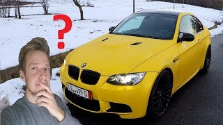 How Much it Costs to Daily Drive my BMW M3 E92? (Sub ENG)