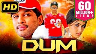 Dum Happy - Allu Arjuns Superhit Romantic Comedy Movie Genelia DSouza Manoj Bajpayee