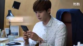 [MVIO/RAPIDO]Lee Jong Suk & Park Shin Hye - LONG DISTANCE LOVE (Combined CF)