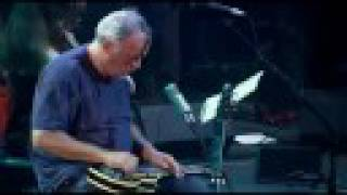 """High Hopes"" solo - David Gilmour, Meltdown festival"