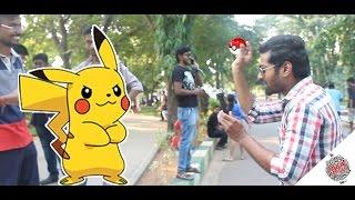 Pokemon Go in India | Go Chennai Pokemon Go | The Dudemachi Show