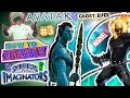 SKYLANDERS IMAGINATORS CREATION of AVATAR Movie Alien & MARVEL Ghost Rider (How to Create Recipe #3)