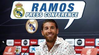 PRESS CONFERENCE | Sergio Ramos
