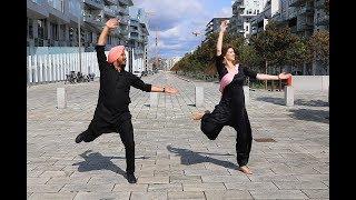 PRADA   JASS MANAK   Bhangra by Christine & Japnam   DJ Juggy