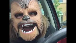 'Chewbacca Lady' Becomes Internet Famous For All The Right Reasons
