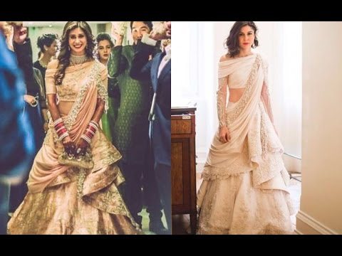 Did Kishwer Merchantt And Scherezade Wear The Same Bridal Dress At Their Wedding? | SpotboyE