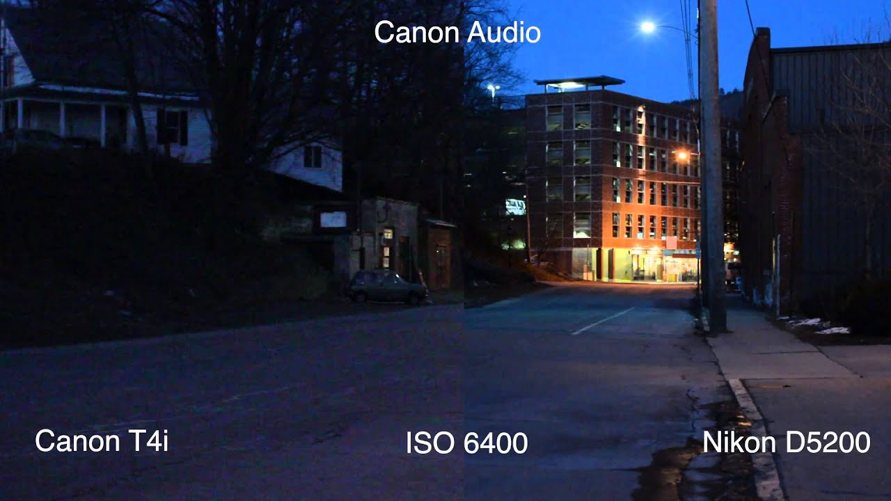 Nikon D5200 Sample Images Low Light