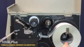 видео Принтер этикеток Zebra 140Xi4