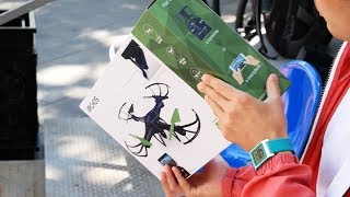 Что умеет дрон за 5100 рублей