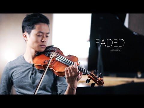 Faded - Alan Walker - Violin cover by Daniel Jang