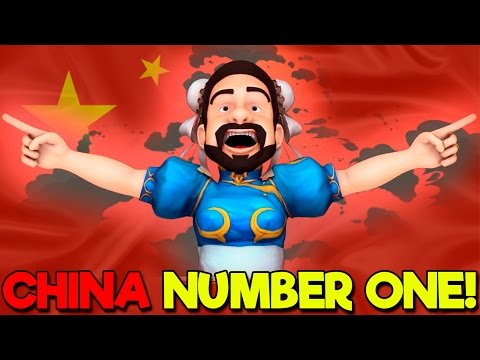 CHINA NUMBER ONE! – H1Z1 KING OF THE KILL
