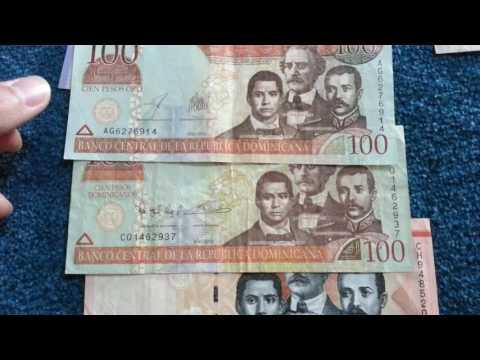 Currency Special Part 11: Dominican Republik Pesos / Dominikanische Republik Pesos