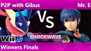 Baixar SW Plano 84 - P2P with Gibus (Greninja, Lucario) vs SS | Mr. E (Marth) Winners Finals - Smash 4