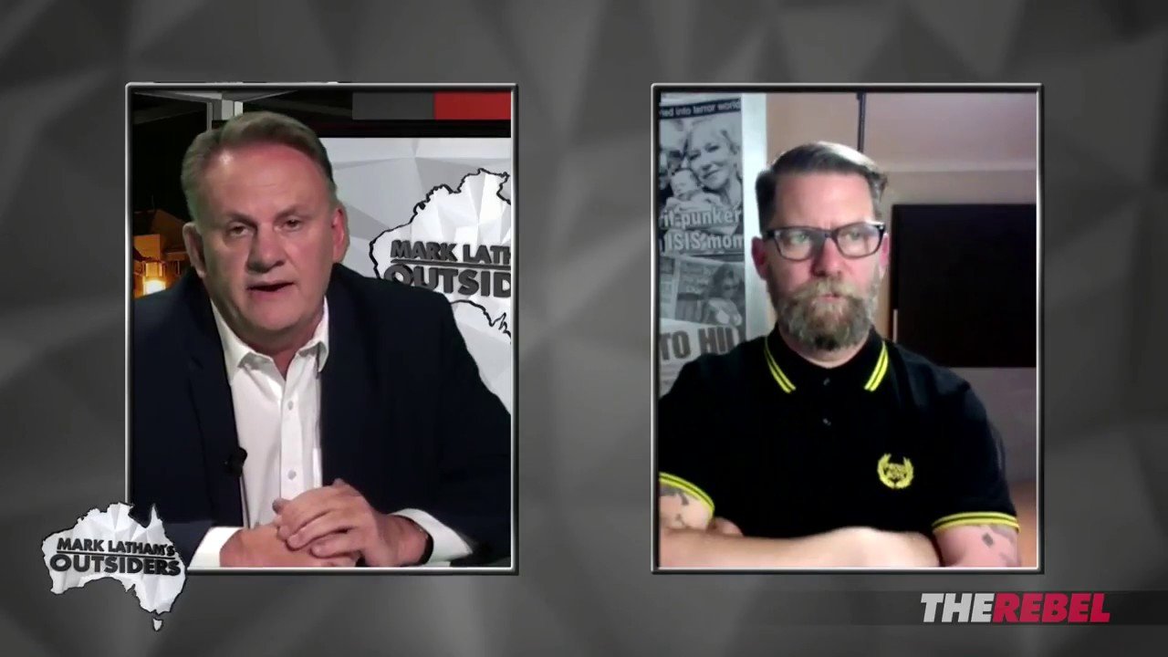 Mark Latham's Outsiders Google vs Free Speech with Gavin ...