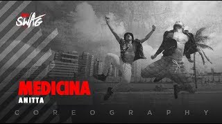 Medicina - Anitta | FitDance SWAG (Choreography) Dance Video