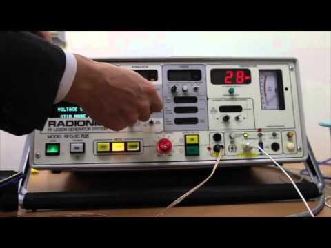 Radionics RFG 3C