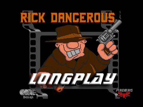 Longplay #011 Rick Dangerous (Commodore Amiga)