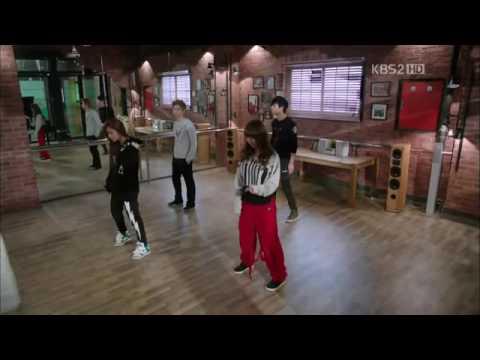 رقص جي بي م مسلسل الحلم السامي