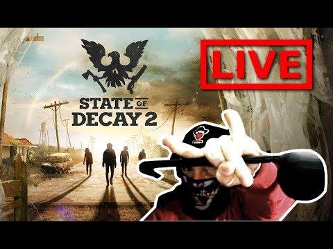 State Of Decay 2! Let´s survive! #2 [deutsch/german] curry_de
