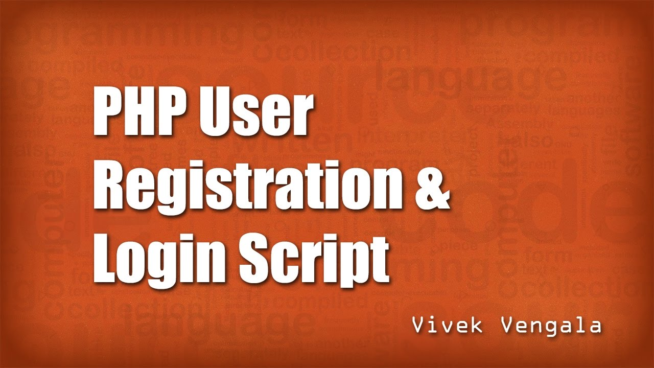 5 Easy Steps To Create Simple Secure Php Login Script Free