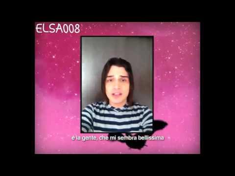 Chica Vampiro Ita-Mirko risponde ai suoi Fan_Cosa ti piace più dell' Italia?