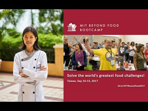 Send Raw Chef Yin to MIT Beyond Food Bootcamp