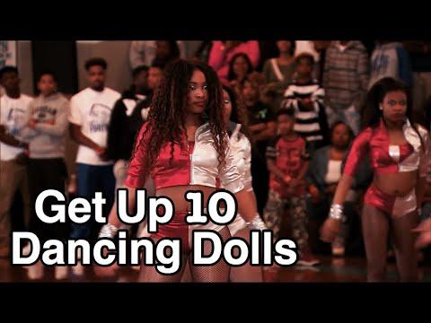 Dancing Dolls x Get Up 10 (Audio Swap)