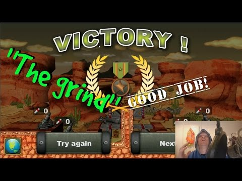 BUNKER CONSTRUCTOR - Ep7 The grind |