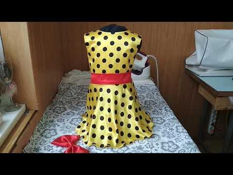Недорогое ретро платье в горошек. Eli-stor.com