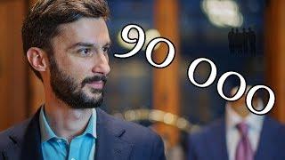 Transmisja na żywo z okazji 90 000 subskrybentów! - zapis - Czas Gentlemanów