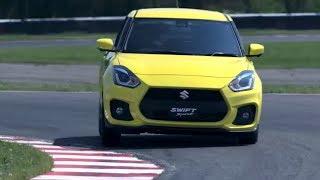 Suzuki Swift Sport Japanese