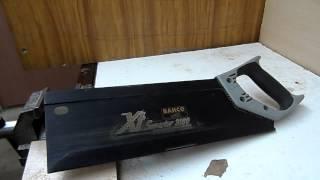 Видео обзор ножовки по дереву Bahco(Видео обзор ножовки по дереву Bahco от канала Полезные советы и приспособления для дачи и дома http://www.youtube.com/user/..., 2014-01-04T17:16:25.000Z)