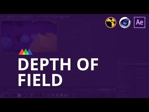 Getting Great Depth of Field in Cinema 4D with Nuke