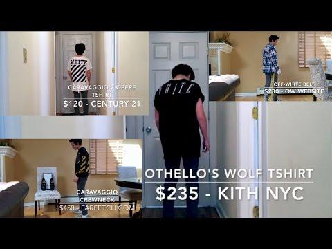 9fb0e4be OFF-WHITE C/O VIRGIL ABLOH LOOKBOOK - YouTube