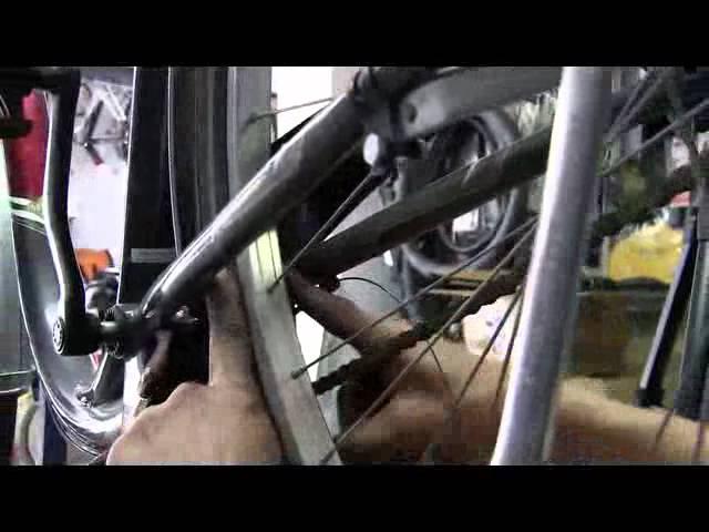 Sturmey Archer Befestigungsset f 3 Gang Nabe S-RC3 Fahrrad
