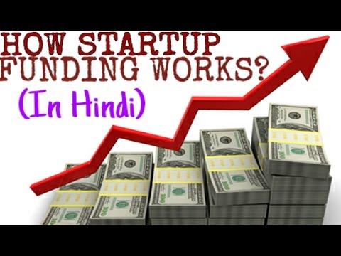 STARTUP FUNDING EXPLAINED II HINDI