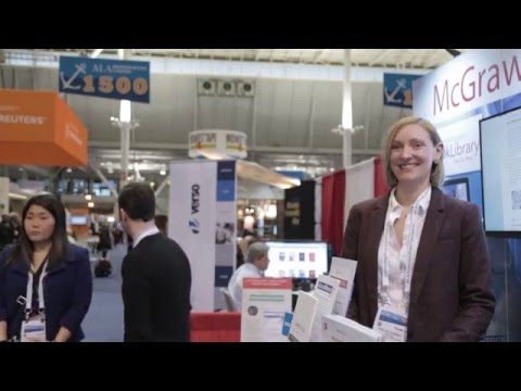 McGraw-Hill Education at ALA Midwinter