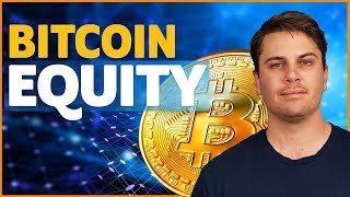 Why Bitcoin is Equity and Blockchains are Organisations