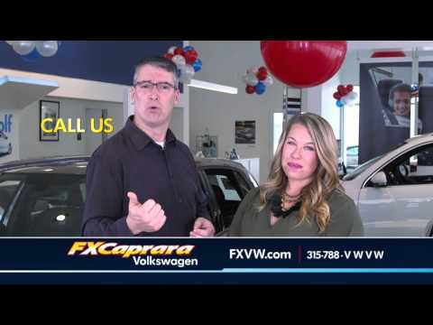 "FX Caprara Volkswagen ""FX Marks The Spot"" (3/2016)"