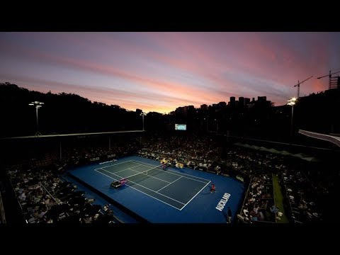 ASB Classic organisers hopeful despite dire weather forecast for WTA tour event