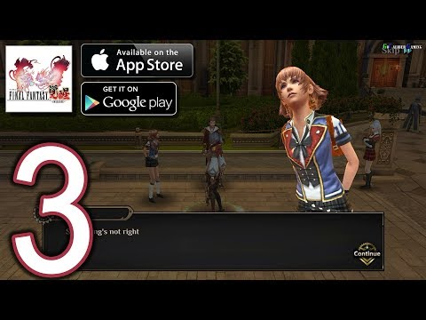 FINAL FANTASY AWAKENING Android iOS Walkthrough - Part 3 - Chapter 1: Reversing Time