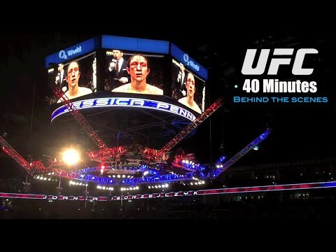 UFC TITLE FIGHT - Backstage Pass  - Ultimate Fighting Championship®
