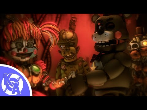 """Going Back"" FNAF 6 / UCN Song (feat TryHardNinja & Caleb Hyles)"